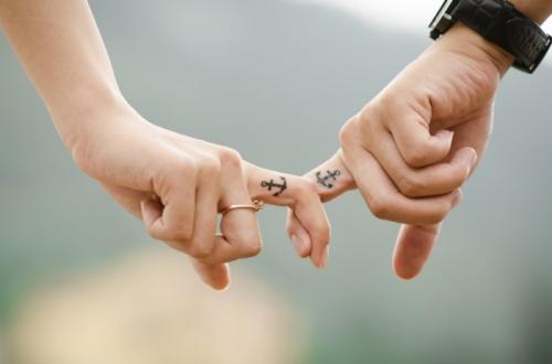 На кой пръст какъв пръстен се носи - символика на пръстените