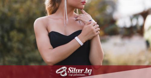 Как правилно да носите сребърни гривни?