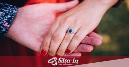 На кой пръст да носим сребърните пръстени?