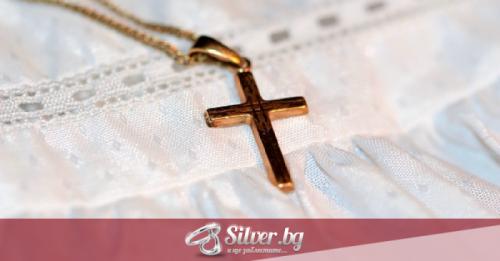 Сребърни кръстчета – перфектният подарък за кръщене