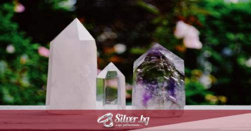 Кои скъпоценни и полускъпоценни камъни са подходящи за лятото?