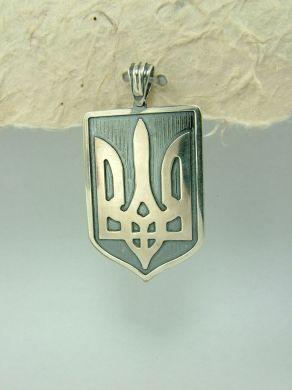 Сребърен медальон  P-62