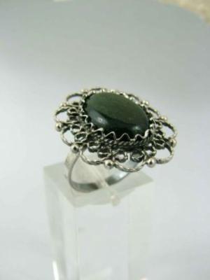 Сребърен пръстен FR202