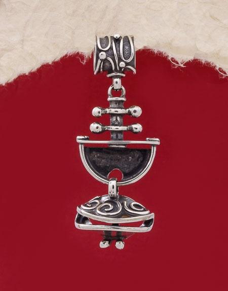 Медальон от сребро HP22