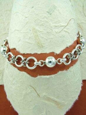 Гривна от сребро - B204s