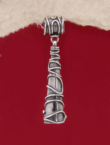 Медальон от сребро HP55