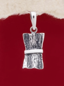 Сребърен медальон PK194