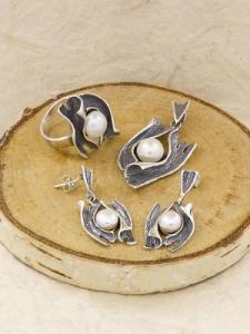 Kомплект от сребро - K250