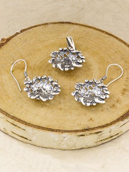 Комплект от сребро - K249