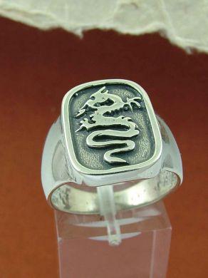 Сребърен пръстен R108