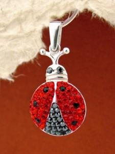 Сребърен медальон P293