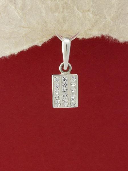 Сребърен медальон E92P