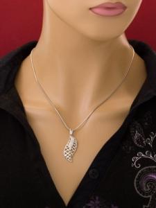 Сребърен медальон - PK299