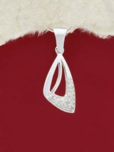 Сребърен медальон - PK288