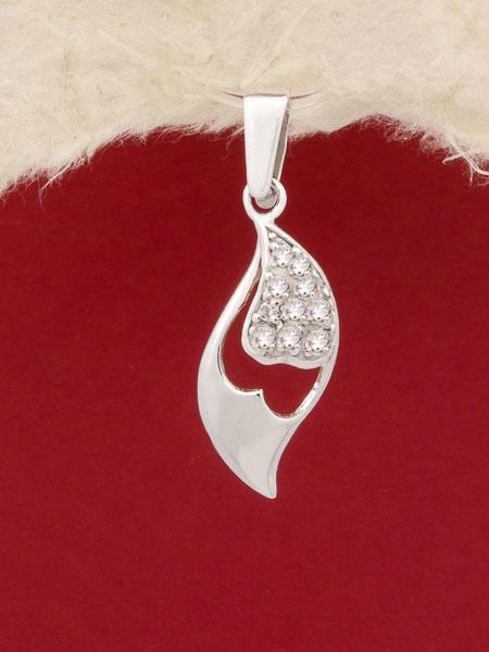 Сребърен медальон - PK315
