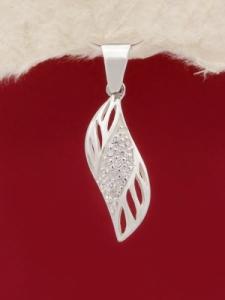 Сребърен медальон - PK316