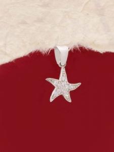 Сребърен медальон - PK318