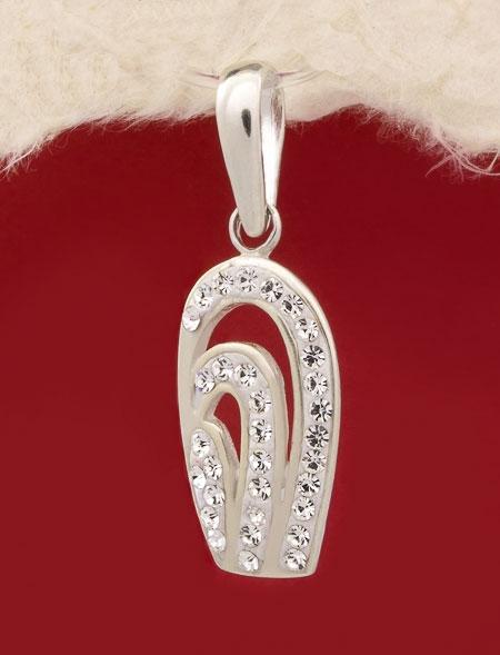 Сребърен медальон - PK320