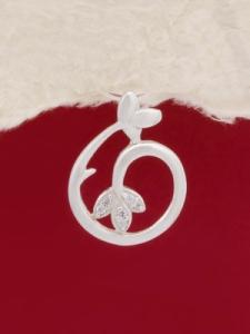 Сребърен медальон - PK322