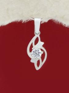 Сребърен медальон - PK324