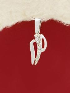 Сребърен медальон - PK337