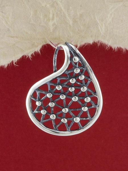 Сребърен медальон - P312