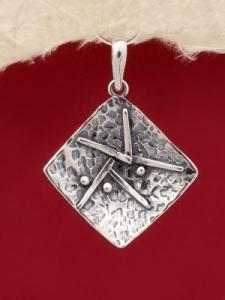 Сребърен медальон - PK274