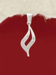 Сребърен медальон - PK287
