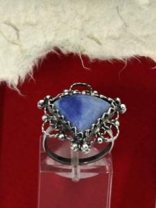 Сребърен пръстен филигран - FRK60