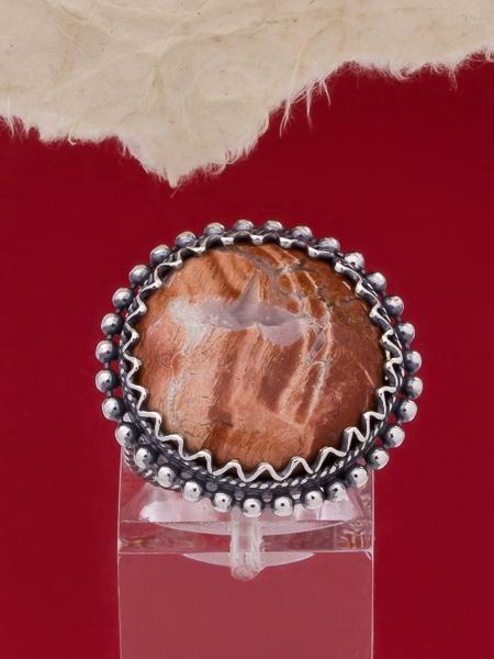 Сребърен пръстен филигран - FRK61