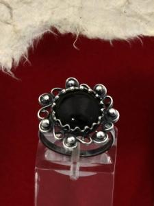 Сребърен пръстен филигран - FRK64