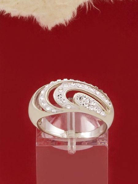 Сребърен пръстен - RK320