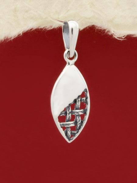 Сребърен медальон - PK338