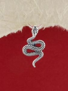 Сребърен медальон - P326