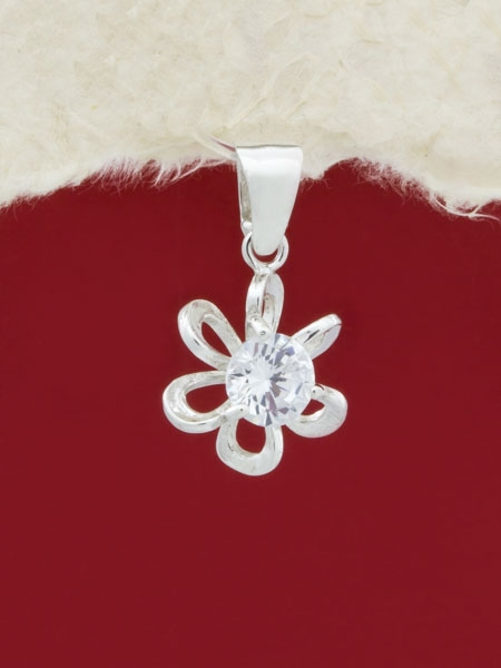 Сребърен медальон - PK328
