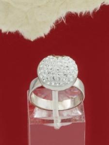 сребърен пръстен - RK284