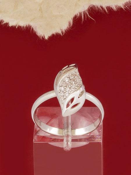 Сребърен пръстен - RK316