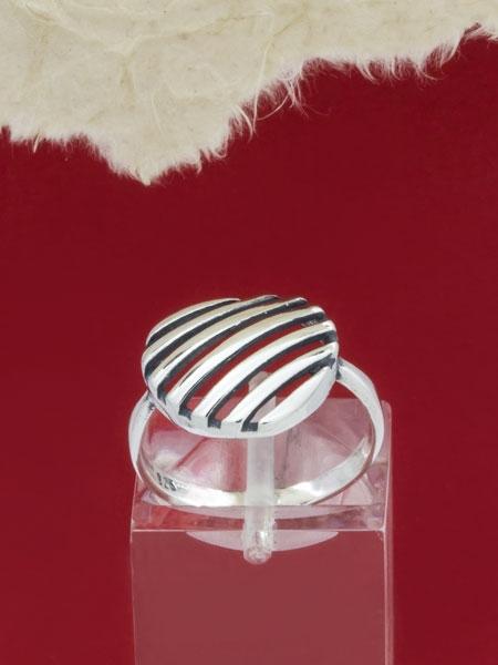 Сребърен пръстен - RK289
