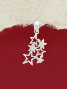 Сребърен медальон - PK332
