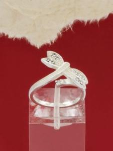 Сребърен пръстен - RK344