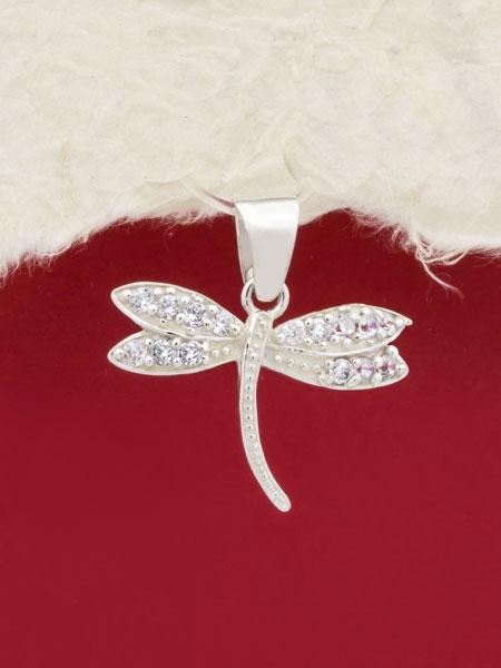 Сребърен медальон - PK344