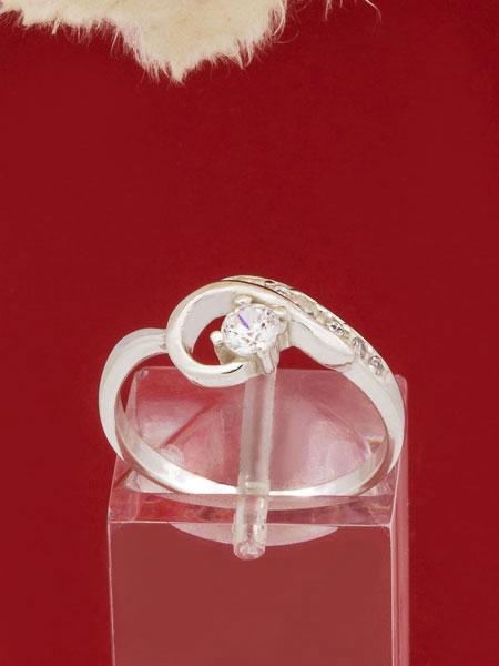 Сребърен пръстен - RK310