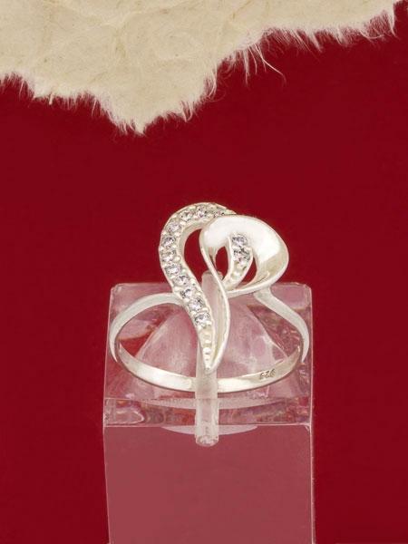 Сребърeн пръстен - RK306