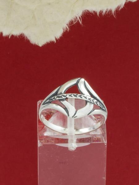 Сребърен пръстен - RK321