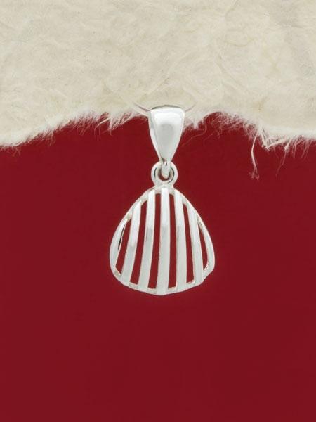 Сребърен медальон - PK289