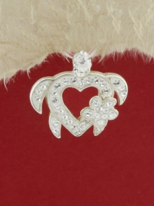 Сребърен медальон P283
