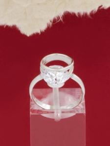 Сребърeн пръстен - RK336