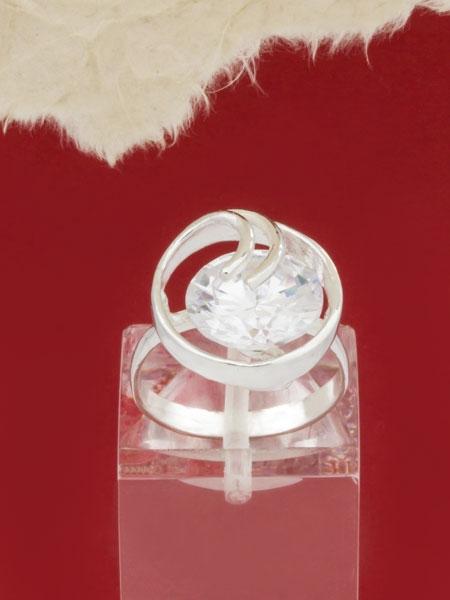 Сребърeн пръстен - RK329