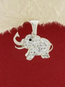 Сребърен медальон - P284