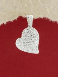 Сребърен медальон - P296
